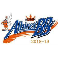 新潟アルビレックスBB Bリーグ 2018-19