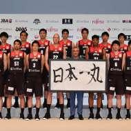 バスケ 日本代表 男子 アカツキファイブ