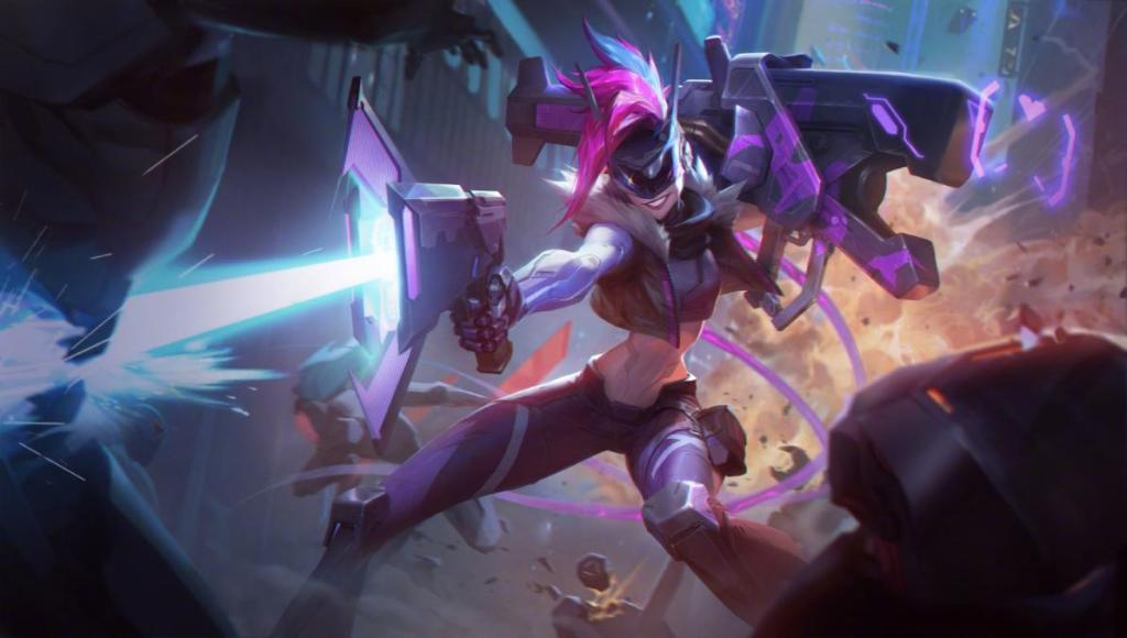 project jinx splash art