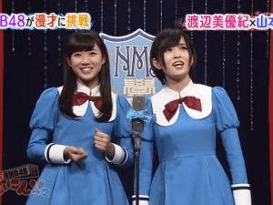 【NMB48】さやみるきー!漫才に挑戦!? - FC2動画