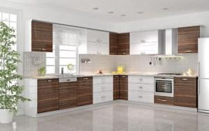 Mutfak dolapları ve tasarımları