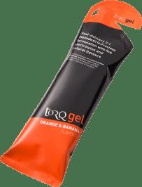 Żel energetyczny TORQ Pomarańczowo-bananowy /Orange & banana/ 5060123410440 5060123412680
