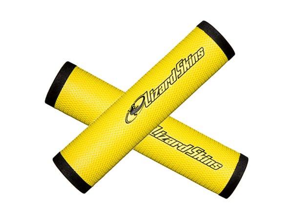 Chwyty kierownicy LIZARDSKINS DSP 130mm żółte /Yellow/