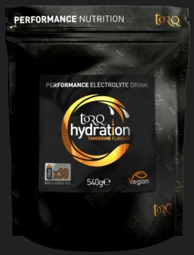 TORQ Hydration o smaku mandarynki 540g 5060123415209