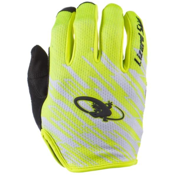 Rękawiczki LIZARDSKINS MONITOR długi palec żółte (Neon Strike)