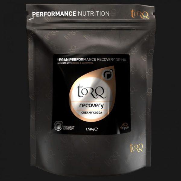 Torq Recovery Vegan o smaku kakaowym /Creamy cocoa/ 1500gr