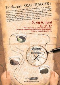 Creative Roots Skattejagt Poster NoMarkup20150521