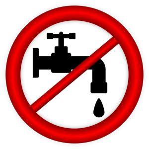 Problemer med vandet – igen….