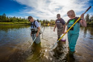 AK CASC Supports Inaugural Cohort of UAF Climate Scholars