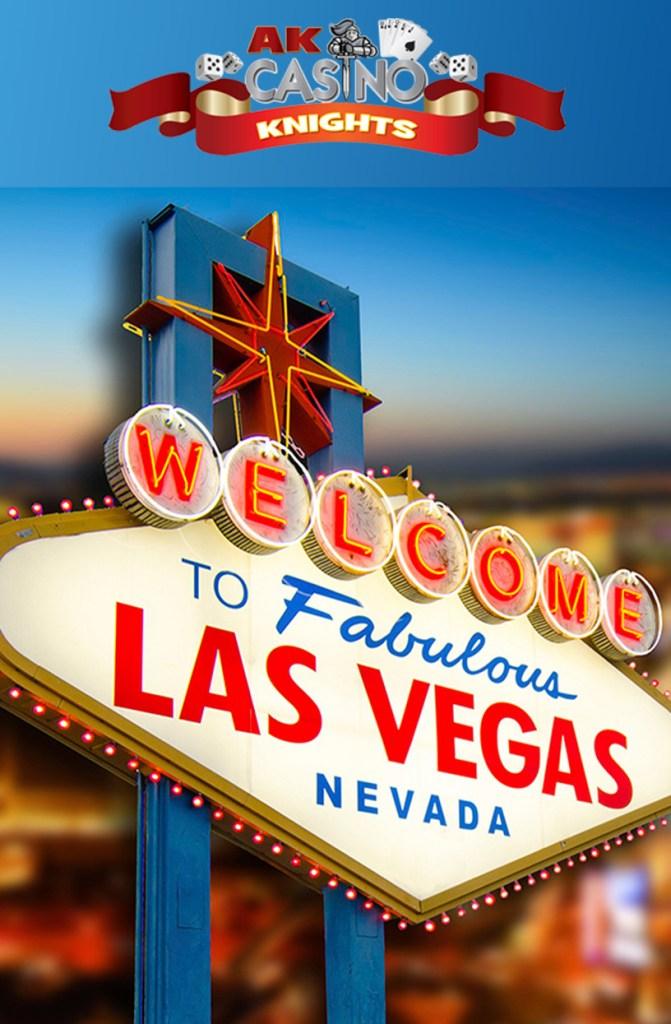 Las Vegas theme A K Casino Knights theme