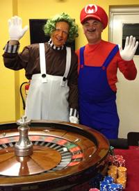 Mario casino hire