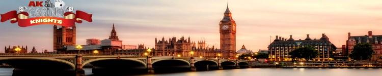 London Casino hire