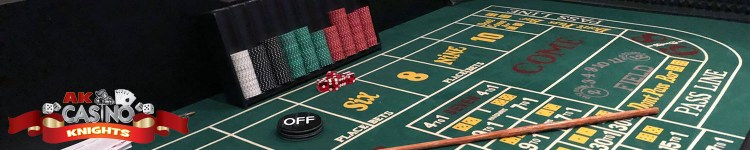 A K Casino Knights casino craps table hire surrey craps hire surrey