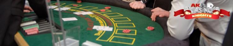 A K Casino Knights Fun casino hire in Essex Romford and Hornchurch