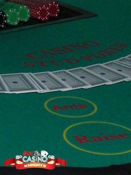 Caribbean stud poker casino hire suffolk