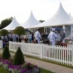 Royal Windsor racecourse casino hire venues