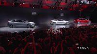 Peluncuran Tesla Model 3