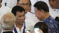 Presiden Duterte Ditawari China Peralatan Militer Gratis Rp188 Miliar
