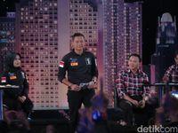 Agus Yudhoyono: Kami Membangun Tanpa Menggusur