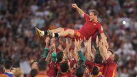 Totti: 786 Penampilan, 307 Gol, 1 Roma