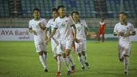 Timnas Indonesia U-19 gagal melangkah ke partai puncak Piala AFF U-18 2017.