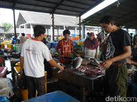 Belanja Ikan Segar Pangkalpinang, Asyiknya di Sini