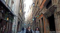 Menjelajahi sudut-sudut Kota Nice