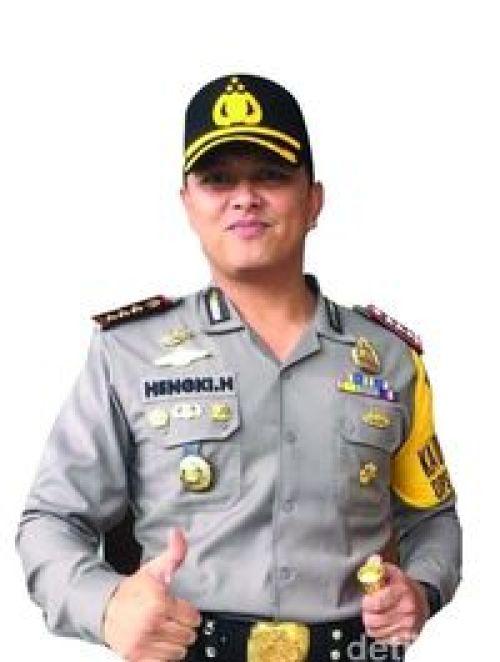 Kombes Hengki Bertekad Hapus Stigma Kampung Narkoba di Jakbar
