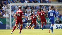 Hasil Liga Inggris: Liverpool Menang 2-1 di Markas Leicester