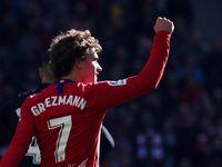 Griezmann Angkat Kaki dari Atletico