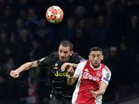 Ajax yang Ganas di Tandang Bikin Allegri Waswas