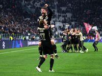 Menang di Kandang Madrid dan Juventus, Ajax Bikin Rekor