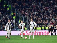 Hasil Liga Champions: Juventus Takluk 1-2 dari Ajax