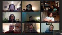 Komunikasi via online KBRI Washington dengan WNI di AS