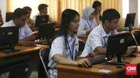 Sebanyak 1,98 Juta Siswa SMA Ikuti Ujian Nasional Hari Ini
