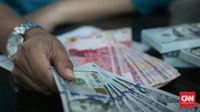 Di Bank, Dolar AS Sudah Dijual Lebih Dari Rp15.000