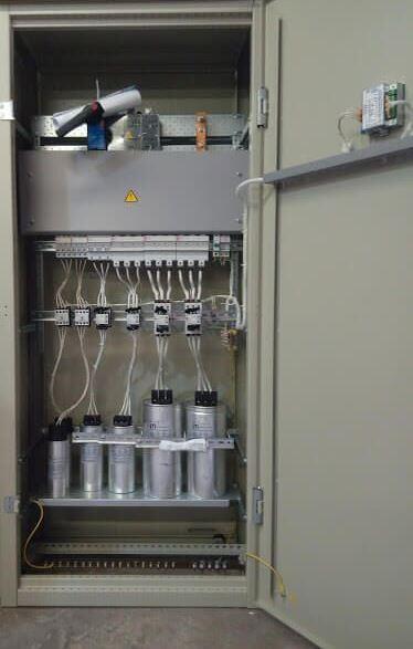Конденсаторная установка, УКРМ