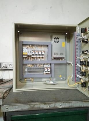Шкаф управления зенитными фонарями