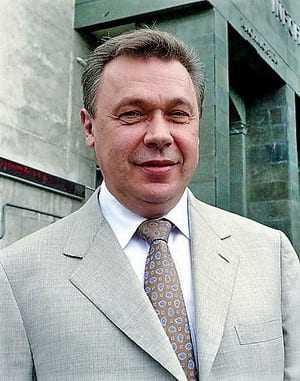 Дмитрий Андриевский: миллионер-дерибанщик из спецслужб. ЧАСТЬ 1 • Skelet.Info