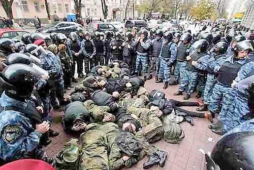 Дмитрий Линько: беспредел и провокации «фекального радикала». ЧАСТЬ 1 • Skelet.Info