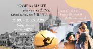 Akčné ženy na Malte