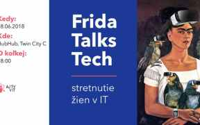 frida talks tech