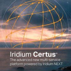 IRIDIUM CERTUS MARITIME BANDWIDTH PRICING
