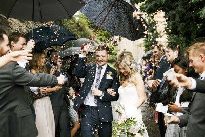 photo mariage sortie eglise agence ak digtial