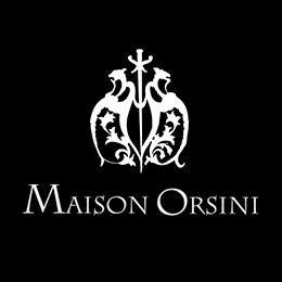 logo maison orsini chambre d'hôtes de charme en provence