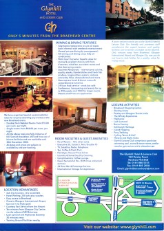 Glynhill Leaflet