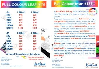 KK Leaflet