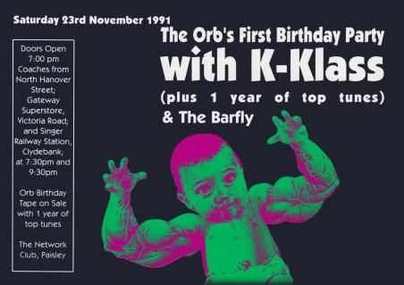 Orb K Klass