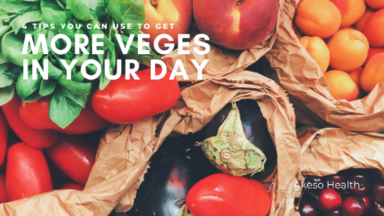4 Ways You Can Add More Veges in Your Day