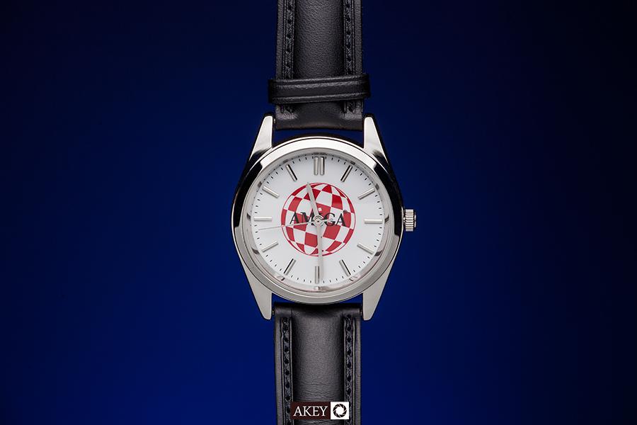 Amiga Fossil Watch